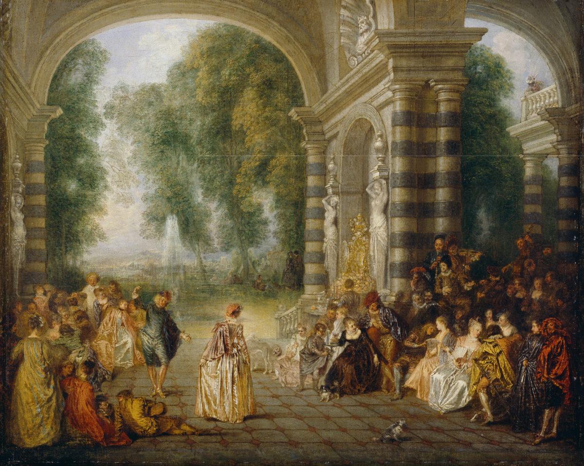 Watteau-Bal-1717