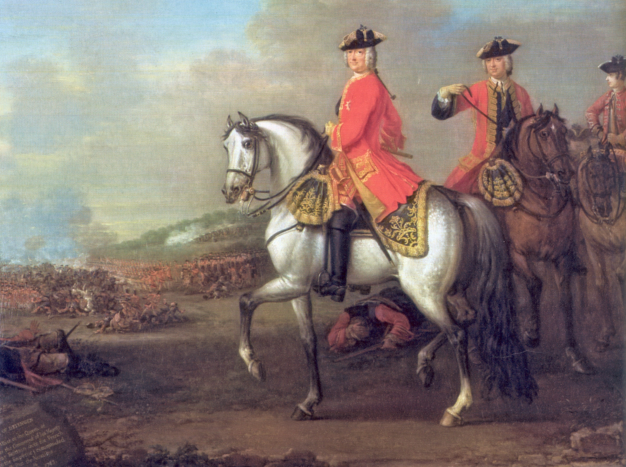 GeorgeII-Dettingen